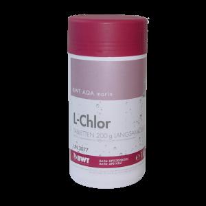 Медленно растворимые таблетки BWT AQA Marin L-Chlor, (200 гр), 1кг
