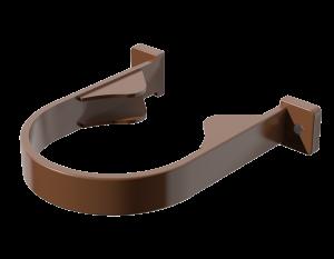 Хомут крепления трубы ТехноНиколь коричневый
