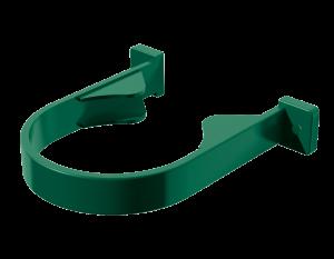 Хомут крепления трубы ТехноНиколь зеленый