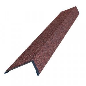 Наличник оконный металлический ТехноНиколь терракотовый