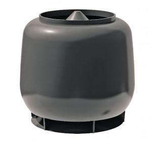 Колпак D110/D160 ТехноНиколь серый