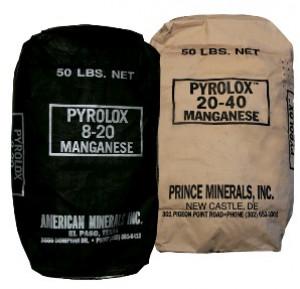 Фильтрующий материал Clack Pyrolox 20×40