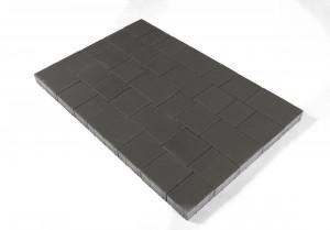 Тротуарная плитка Браер СТАРЫЙ ГОРОД ВЕНУСБЕРГЕР «Серый»» 160х160 мм 11,52 м²