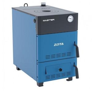 Zota Master-12, Стальной твёрдотопливный котёл Зота