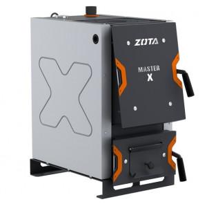 Zota Master X-14, Стальной твёрдотопливный котёл Зота