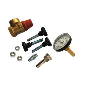 Монтажный комплект SK VIII Sunsystem для напольных водонагревателей Сансистем