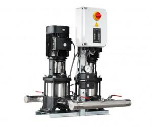 Hydro Multi-S 2 CM 3-6 Grundfos, установка повышения давления Грундфос