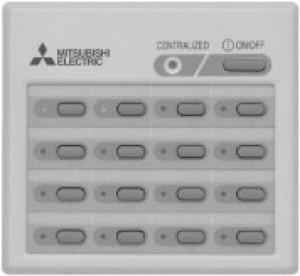 Центральный пульт управления Mitsubishi PAC-YT40ANRA-J