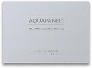 Цементная плита Универсальная Knauf АКВАПАНЕЛЬ 8 мм
