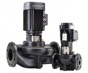 TP 25-80/2 I BQBE Grundfos, центробежный насос  «ин-лайн» Грундфос