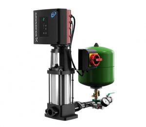 Hydro Solo E CRE 1-4 Grundfos, установка повышения давления Грундфос