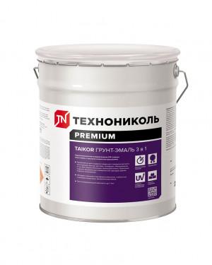 Грунт-эмаль ТехноНиколь TAIKOR 3 в 1
