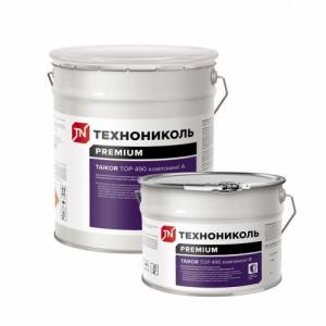 Покрытие ТехноНиколь TAIKOR Top 490 18/5 кг
