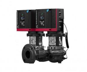 TPED 50-290/2 BAQE Grundfos, сдвоенный центробежный насос «ин-лайн» Грундфос