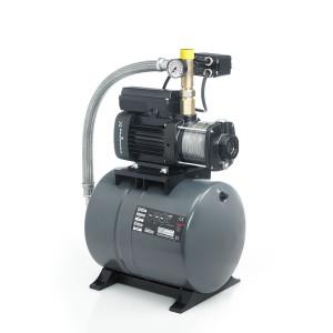 CMB 3-55 Grundfos, установка повышения давления с баком 24 л Грундфос