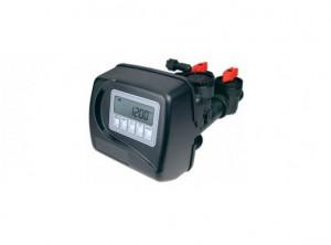 Блок управления фильтрация с водосчетчиком 5 кноп. Clack V1CIBMZ-03
