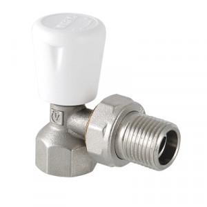 Валтек VT.017.N клапан регулирующий угловой, Valtec