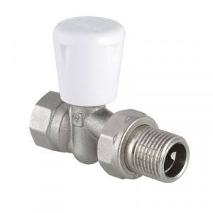 Валтек VT.018.N клапан регулирующий угловой, Valtec