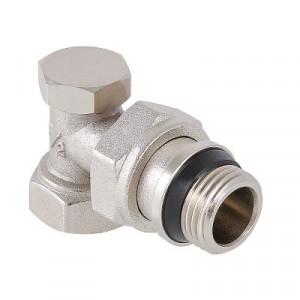 Валтек VT.019.NR клапан настроечный угловой с дополнительным уплотнением, Valtec