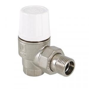 """Валтек VT.033.N 1/2"""" клапан термостатический повышенной пропускной способности угловой, Valtec"""