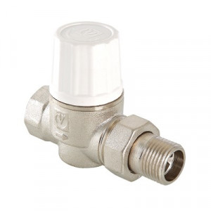 """Валтек VT.034.N 1/2"""" клапан термостатический повышенной пропускной способности прямой, Valtec"""