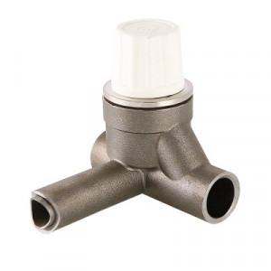 Валтек VT.035.L клапан термостатический под приварку левый, Valtec