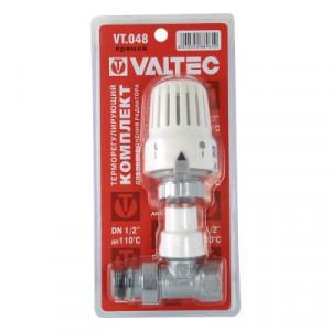 Валтек VT.048.N терморегулятор радиаторный прямой, Valtec