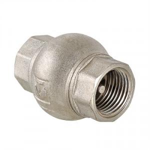 """Валтек VT.151.N 1/2"""" обратный клапан с латунным золотником, Valtec"""
