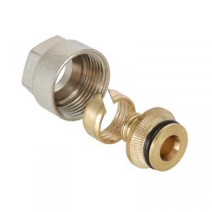 """Валтек VT.4410.NE фитинг коллекторный для пластиковой трубы, 20 (2,0) мм x 3/4"""", Valtec"""