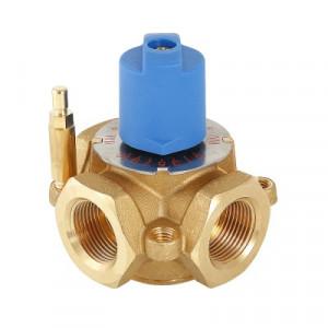 """Валтек VT.MIX03.G 1"""" трехходовой смесительный клапан, Valtec"""