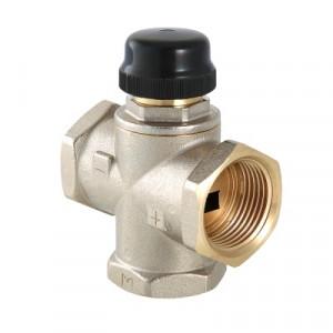 Валтек VT.MR02.N трехходовой термостатический смесительный клапан, Valtec