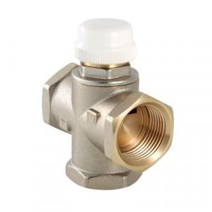 Валтек VT.MR03.N трехходовой термостатический смесительный клапан, Valtec