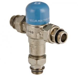 Валтек VT.MT10RU клапан смесительный thermomix регулируемый, Valtec