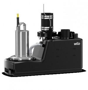 DrainLift S 1/6 RV Wilo, канализационная насосная установка Вило