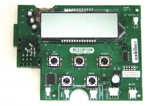 Электронная плата 5-кн. блока WS1 универсальная Clack V3108CI