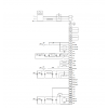 Схема подключения вертикального многоступенчатого центробежного насоса CRE 3-25 HQQE Grundfos