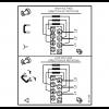Схема подключения вертикального многоступенчатого центробежного насоса CRT 8-3 AUUE Grundfos