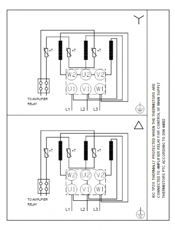 Схема подключения вертикального многоступенчатого центробежного насоса CRN 150-3 HQQV Grundfos
