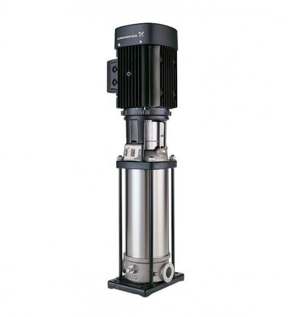Вертикальный многоступенчатый центробежный насос Grundfos CRN 120-2-1 HQQE