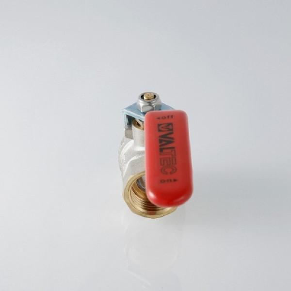 Кран шаровой Валтек Base VT.215.N, Ду 15, Valtec