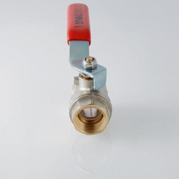 Кран шаровой Валтек Base VT.215.N, Ду 32, Valtec