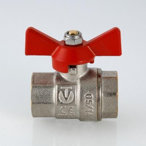Кран шаровой Валтек Base VT.217.N, Ду 20, Valtec