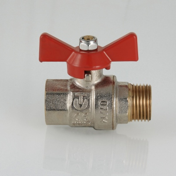 Кран шаровой Валтек Base VT.218.N, Ду 25, Valtec