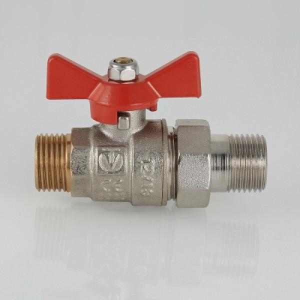 Кран шаровой Валтек Base VT.226.N, Ду 15, Valtec