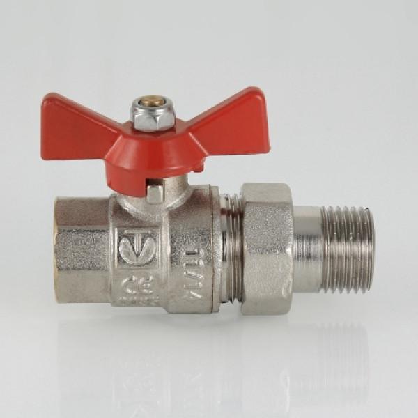 Кран шаровой Валтек Base VT.227.N, Ду 32, Valtec