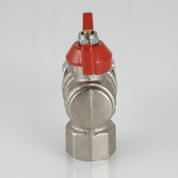 Кран шаровой Валтек Base VT.228.N, Ду 20, Valtec
