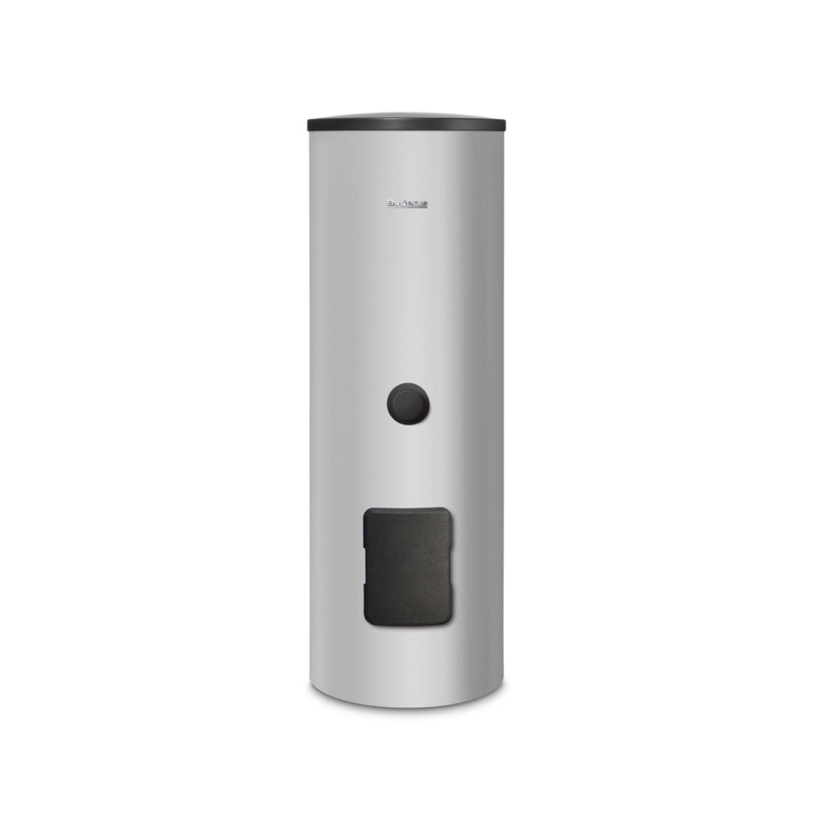 Buderus представил новую линейку водонагревательных баков из нержавеющей стали