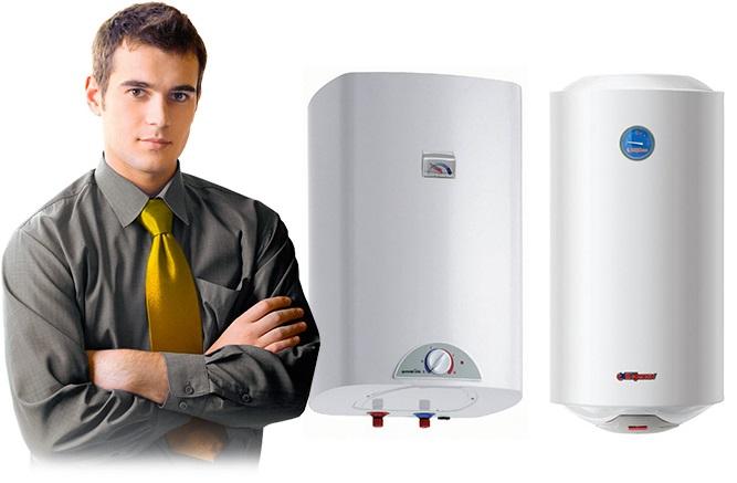 Типы и сравнение водонагревателей