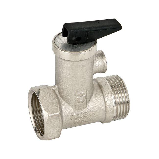 Как подобрать предохранительный клапан