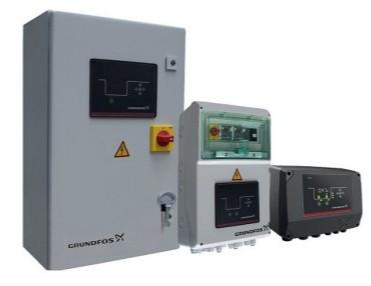 Grundfos выводит на рынок новые блоки и шкафы управления LC 231 и LC 241